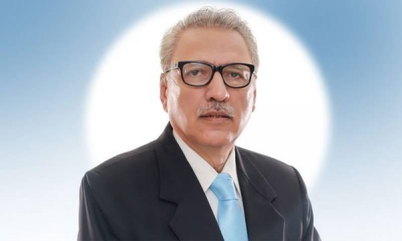 Dr Arif Alvi elected 13th President of Pakistan