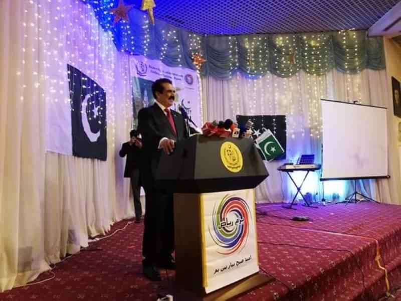 Gen Raheel Sharif pins hopes on PM Imran-led govt