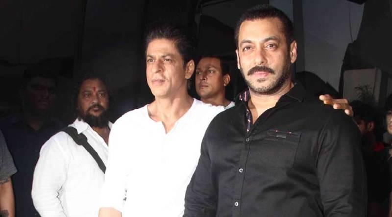 Shah Rukh Khan credits Salman Khan, Salim Khan for his success