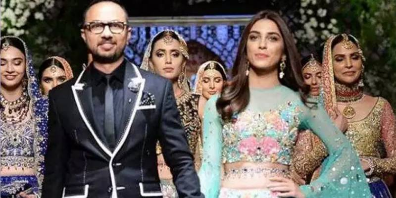 EXCLUSIVE: PFDC L'Oreal Paris Fashion Week kicked off last night with promising next two days