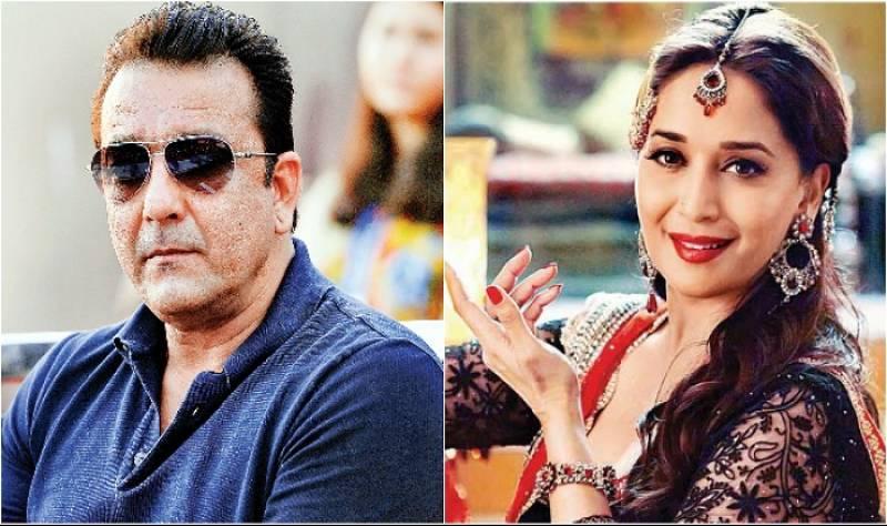 Kalank : Sanju & Bollywood's 'Dhak Dhak' girl to reunite after 21 years