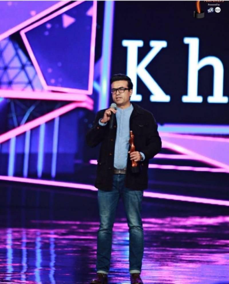 Khaadi wins Hum 2018 'Retail Brand of the Year' award