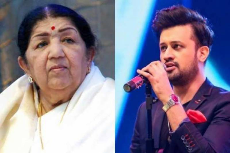 Lata Mangeshkar not happy with Atif Aslam's version of 'Chalte Chalte'