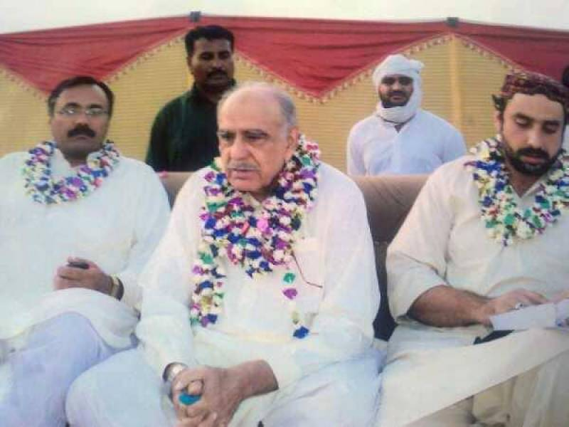 PTI MNA accused of meddling in administrative matters