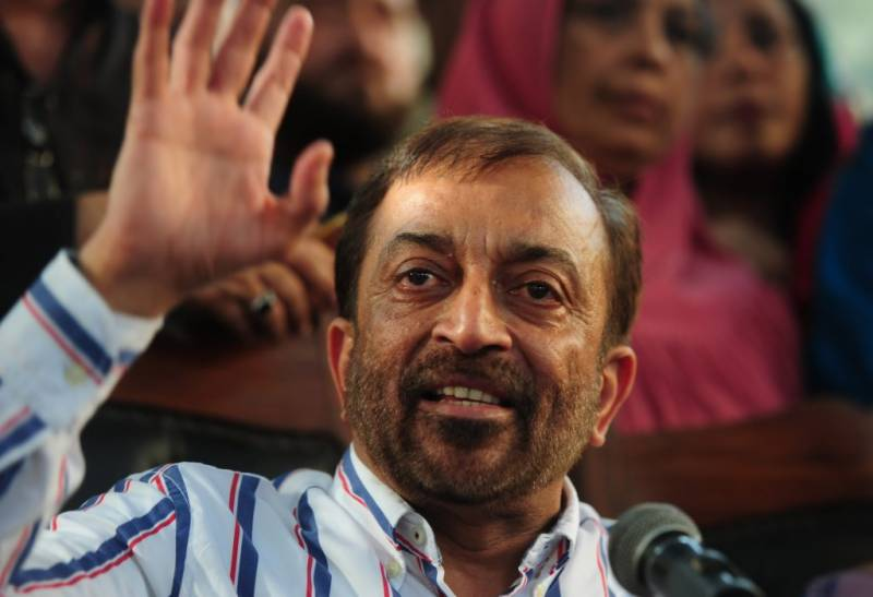 PTI offered ticket for bye-elections, claims Farooq Sattar