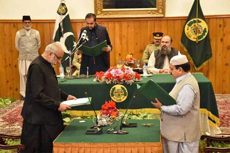 Balochistan cabinet gets two more ministers