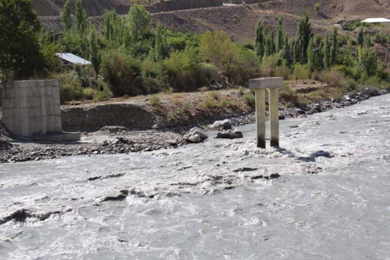 Chitral awaits key bridge three years after devastation of Mulkhow valley
