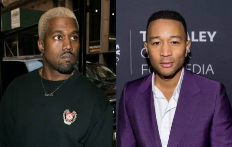 John Legend reveals Kanye West is serious about running for president