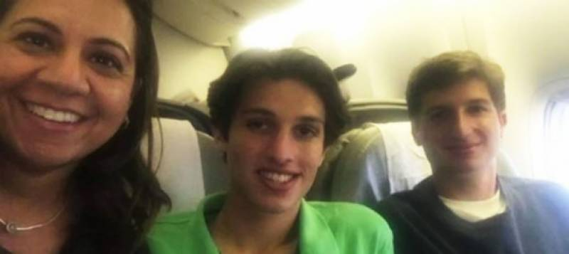 PM Imran's sons reach Islamabad from London on 4-day visit