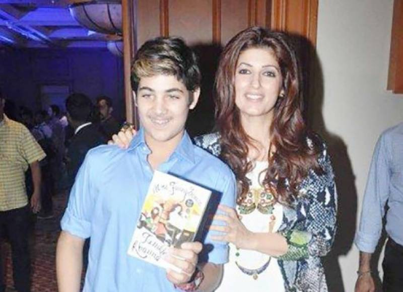 Twinkle Khanna launches third novel 'Pyjamas Are Forgiving'