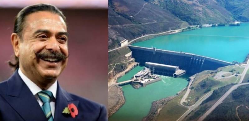 Is Pakistani-American businessman donating $1B for dams fund?