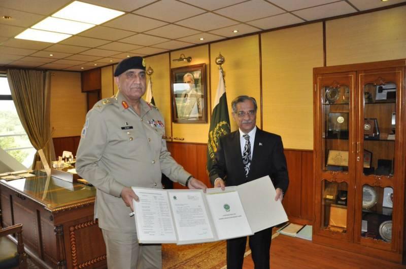 Pak Army donates over Rs1b to Diamer Basha and Mohmand Dam fund