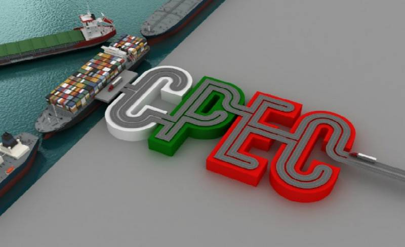 PTI-led govt plans to rethink over CPEC-related projects, claims International media