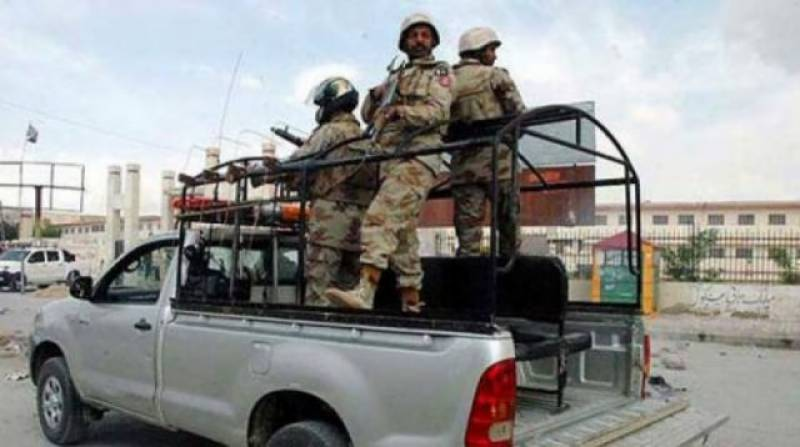 FC foils major terrorist plot to target Muharram processions in Balochistan