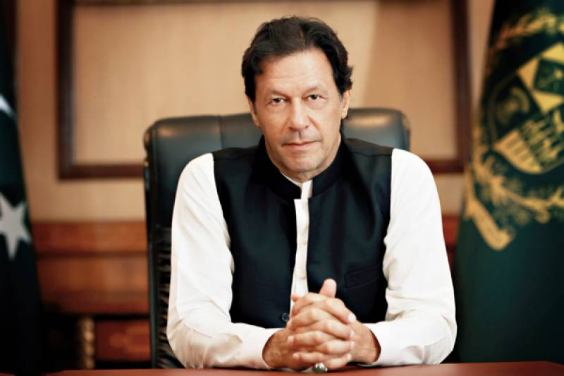 PM Imran Khan forms Ehsan Mani-led task force for promotion of sports