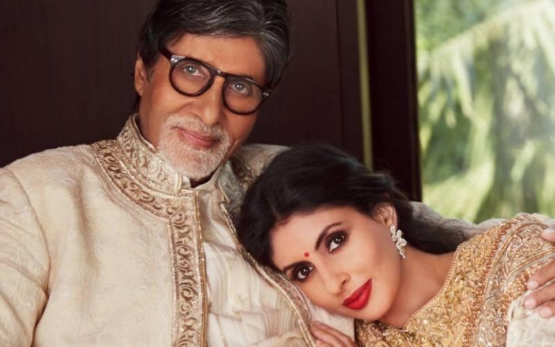 Paradise Towers: Bollywood celebs congratulate Shweta Bachchan on becoming novelist