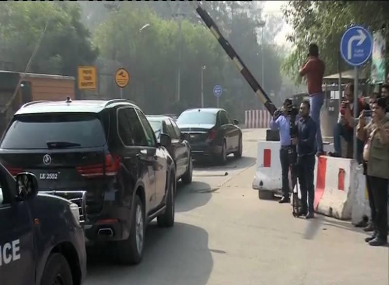 Sharif's Jati Umra residence declared sub-jail