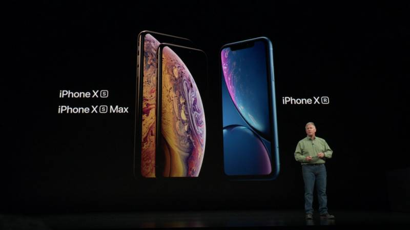 Apple unveils 2018 lineup - iPhone XS, iPhone XS Max and iPhone XR