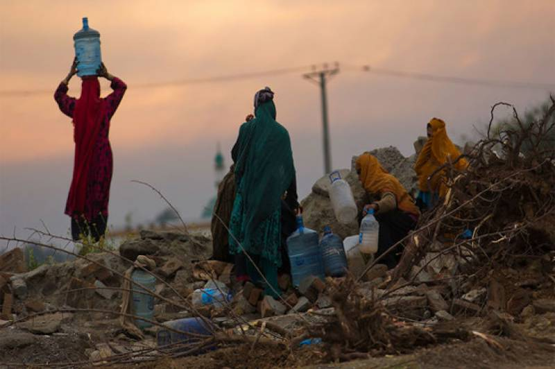 Groundwater Depletion: Another Crisis Looming In Pakistan