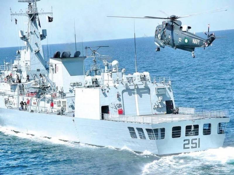 Pakistan, Egypt conduct joint naval drills in Mediterranean Sea