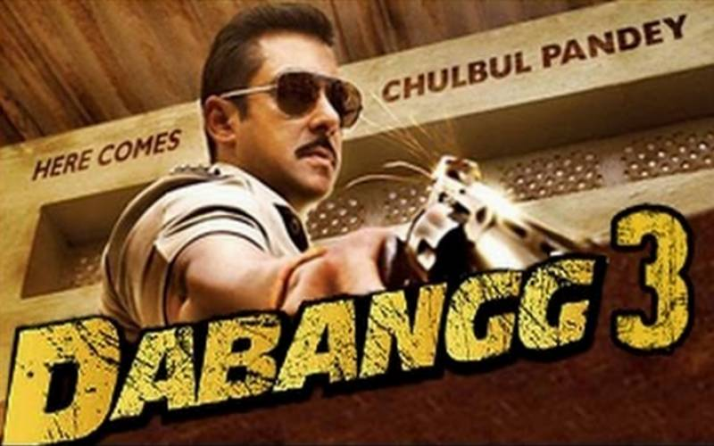 Salman Khan confirms making of Dabbang 3