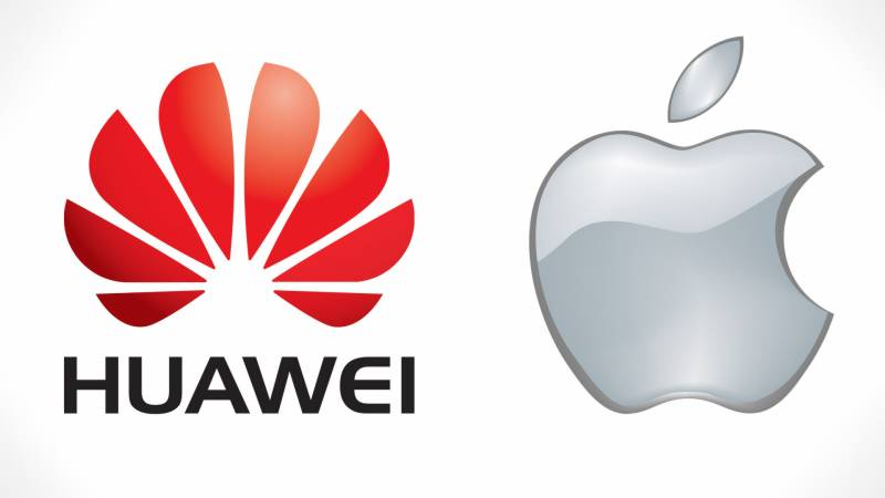 'Thank you for keeping things the same. See you in London,' Huawei trolls Apple