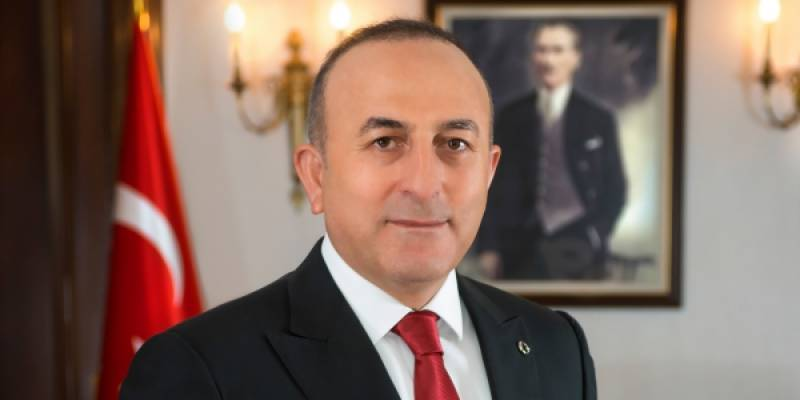 Turkish foreign minister to reach Pakistan today on two-day visit