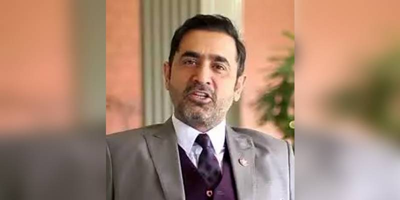 Shahzad Nawaz appeals Foreign Minister to take action against High Commissioner due to his 'undignified and ungraceful' behaviour