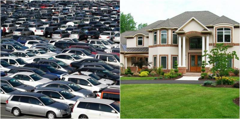 Income tax non-filers allowed to purchase new vehicles and property