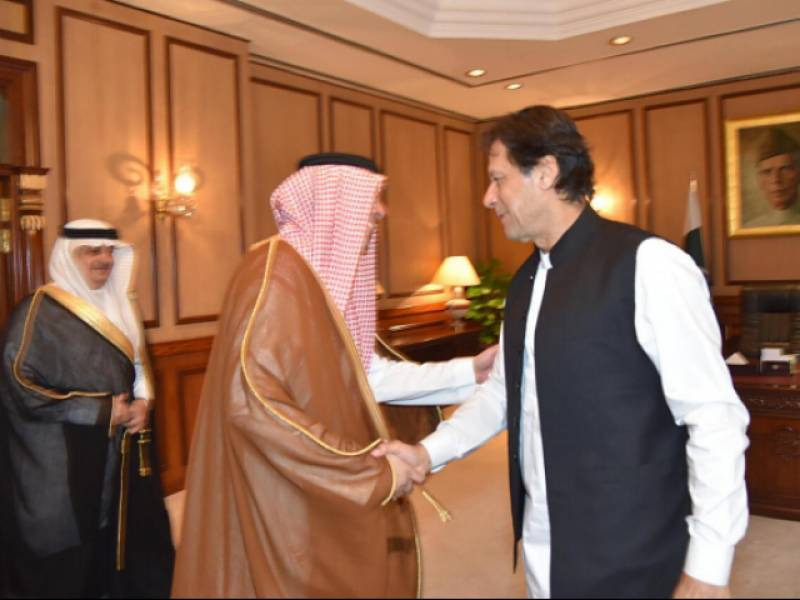 With cheap oil and $4b loan in focus, PM Imran heads to Saudi Arabia on economy-centric tour