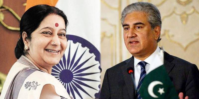 FM Shah Mehmood to meet Indian counterpart Sushma Swaraj on sidelines of UNGA