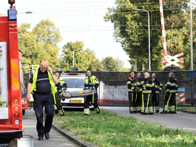 Four children killed after train hits cargo bike in Netherlands