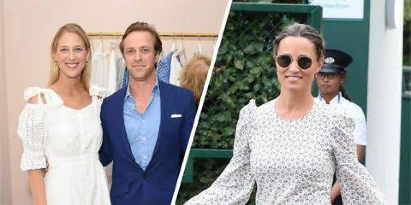 Prince Harry's cousin is marrying Pippa Middleton's Ex