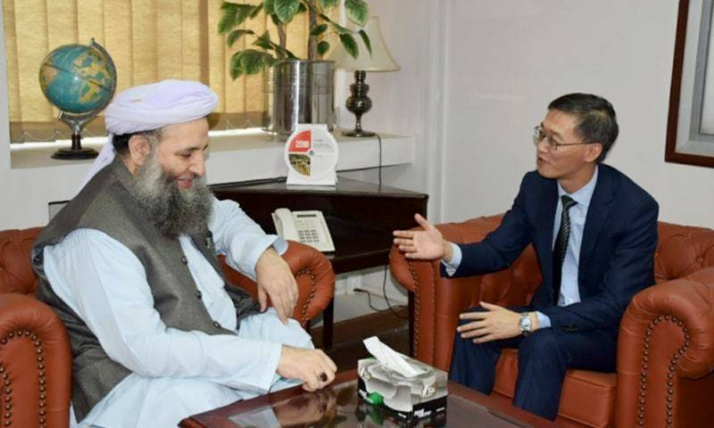 Religious affairs minister asksChinese envoy to soften restrictions on Xinjiang Muslims