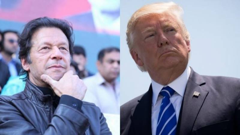 Trump administration mulls resumption of security aid to Pakistan