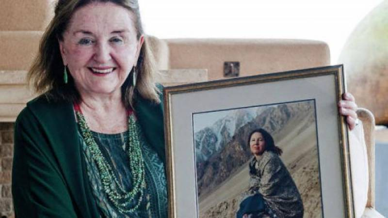 American mother builds school in Pakistan to honour her late daughter's memory