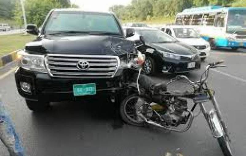Cop crushed to death by ex-PM Raja Pervez's car in Islamabad