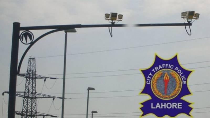 Lahore traffic police kick-start e-challan system for violators