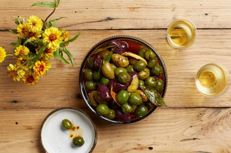 #FitnessFirst: Top 6 health benefits of olives