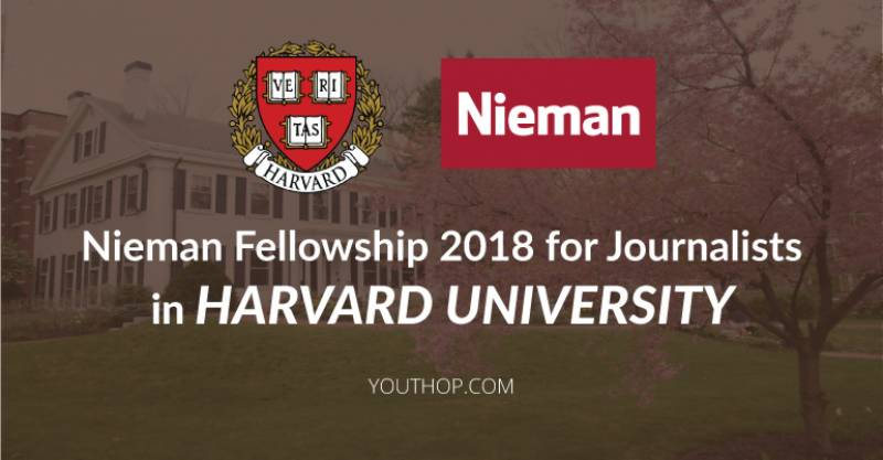 Nieman Foundation offers fellowship for journalists