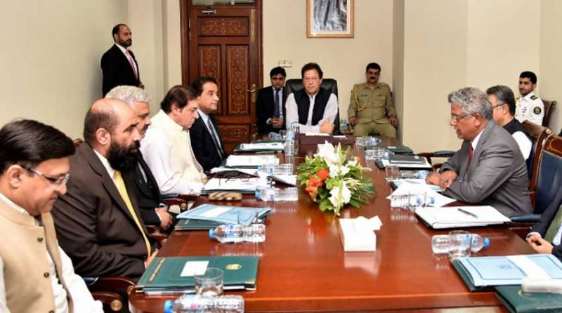 Re-Charge Pakistan: PM Imran approves project to manage flood water