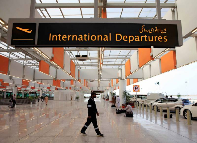 Senate body directs to ensure international standard facilities at New Islamabad Airport