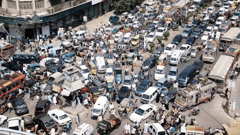 Lahore: These celebs tweeted in response to worst traffic jams