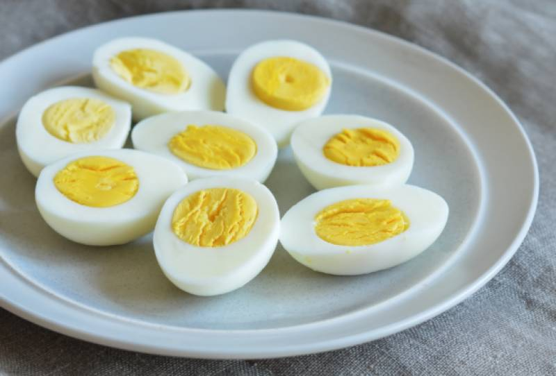 #FitnessFirst: Top 8 health benefits of eating eggs