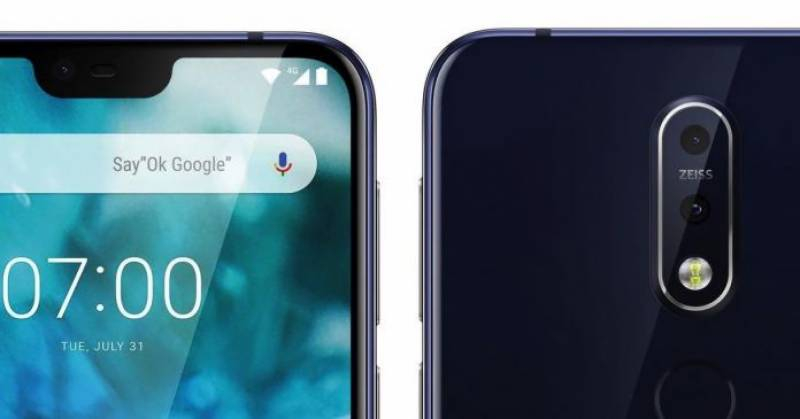 HMD Global's upcoming Nokia 7.1 Plus listed on TENAA's website