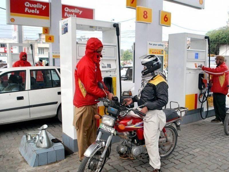 OGRA seeks Rs4/litre increase in petrol, HSD prices