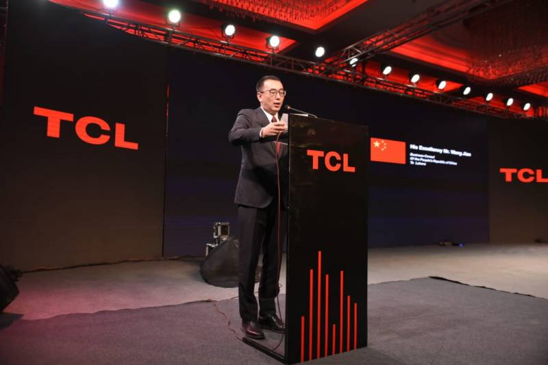 TCL launches C6 UHD Premium TV in Lahore