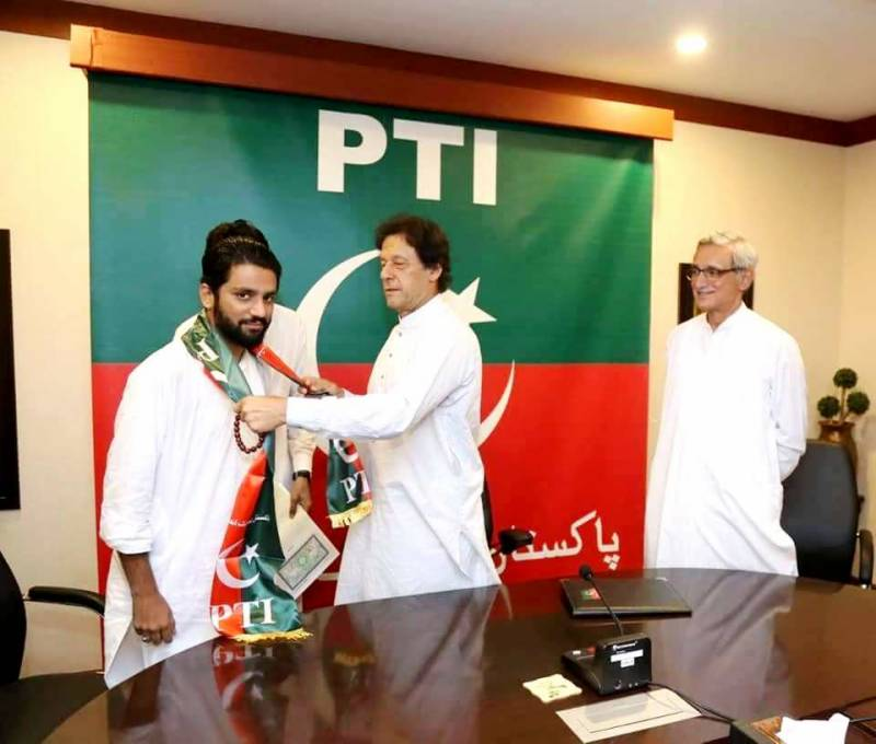 'Independent' candidate Muhammad Salman who defeated PTI's Shah Mehmood disqualified