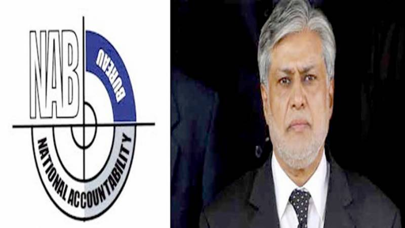 Accountability court accepts NAB's plea to auction assets of Ishaq Dar