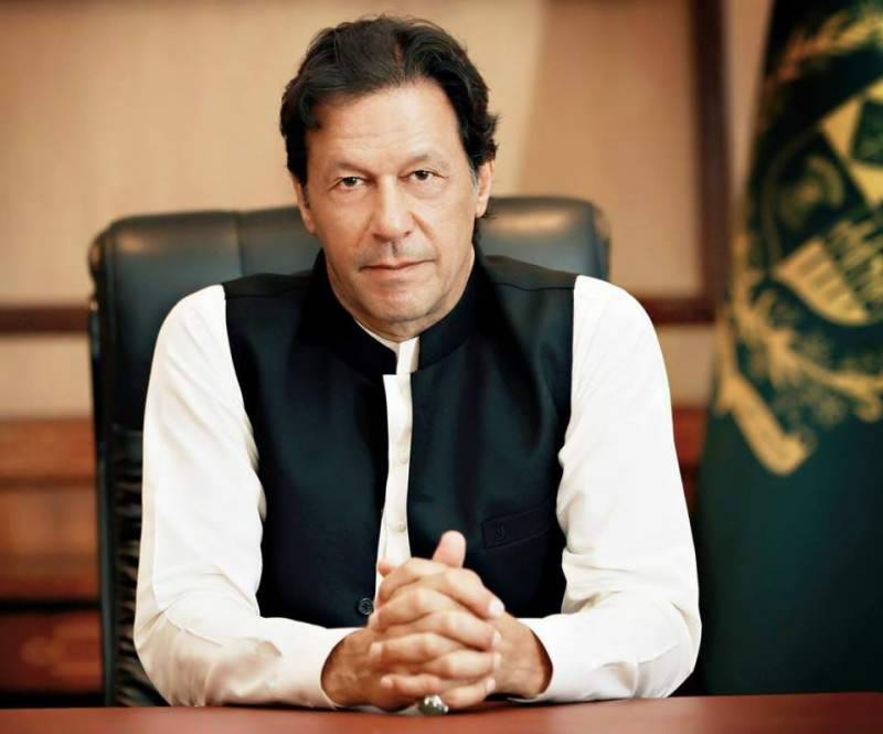 To PM Imran Khan, with love from Kuwait